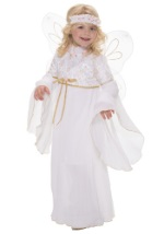 Toddler Angel Costume