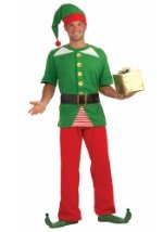 Jolly Elf Costume