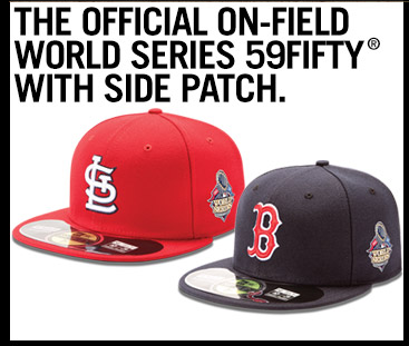 Shop The Official On-Field World Series 59FIFTY With Side Patch Collection