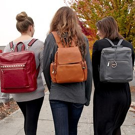Back-to-Back Style: Women's Backpacks