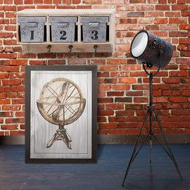 Industrial Inspired: Home Accents