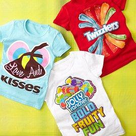 Sweet Treats: Candy Apparel & Gear