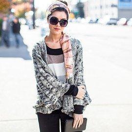 Layered Looks: Women's Apparel