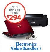 Electronics Value Bundles