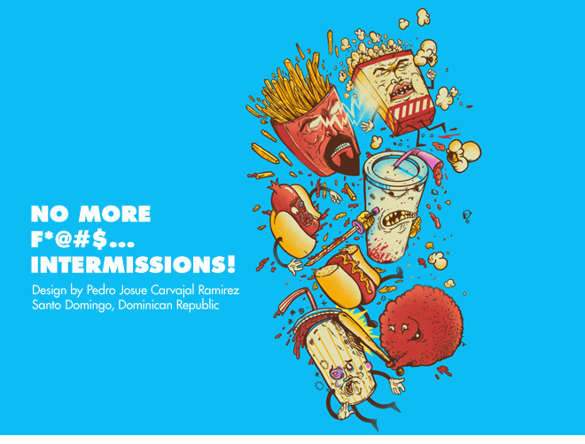 No More F*@#$... intermissions