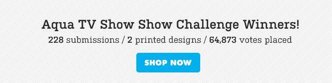 Aqua Tv Show Show Challenge Winners