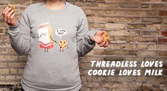 Cookie Loves Milk