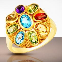 FPJ Mixed Gemstones Collection