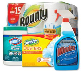 Shop Cleaning Supplies
