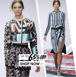 PETER PILOTTO UP TO 65% OFF