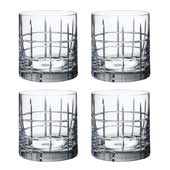 Street Whiskey Glass OF 4-pack