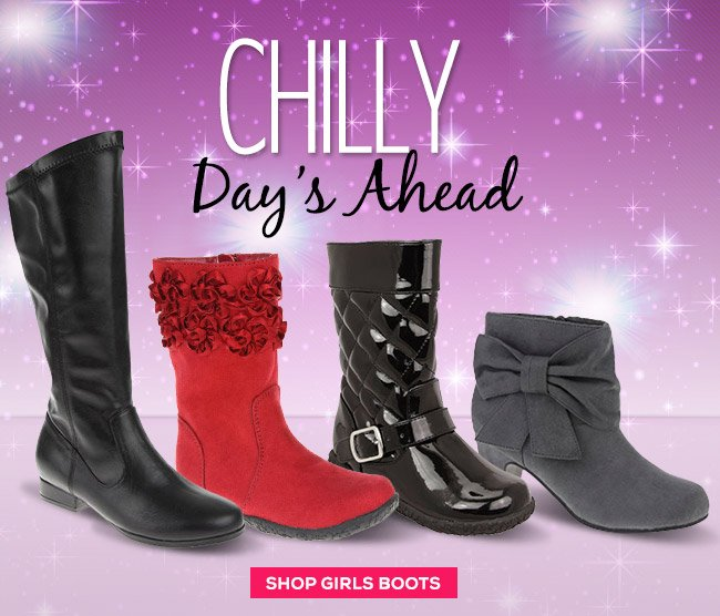 Chilly Day's Ahead