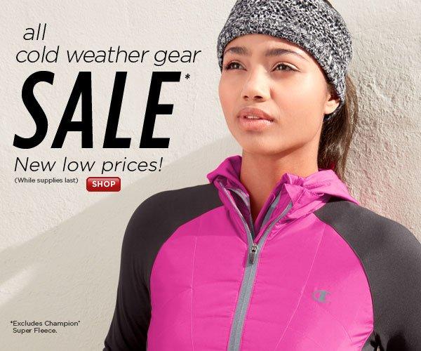 SHOP Women's Cold Weather Gear Sale!