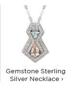 Sybil's Heart Shaped Necklace