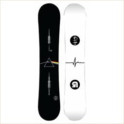 Burton Men's Whammy Bar Snowboard - SECOND QUALITY