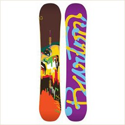 Burton Women's Lip-Stick Snowboard - SECOND QUALITY