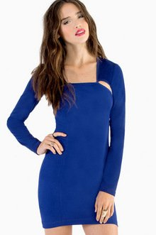 NAMELESS BODYCON DRESS 37
