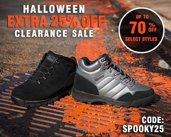 One Spooky Sale - Shop up to 70% Off