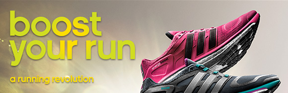 Shop Boost Running Shoes »