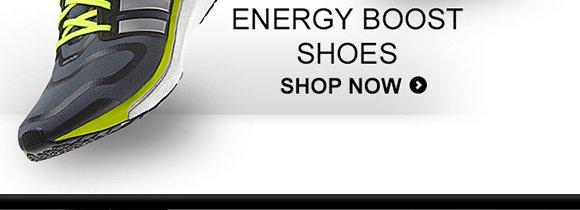 Shop Men's Energy Boost Shoes »