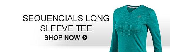 Shop Women's Long Sleeve Tee »
