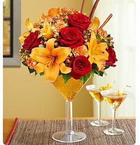 Martini Bouquet™ - Pumpkin Spice