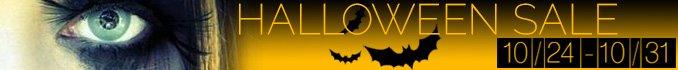 Halloween Sale - Save Up to $40