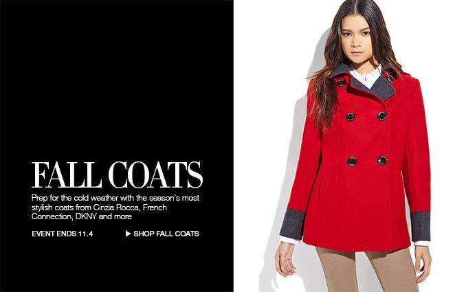 Womens Fall Coats