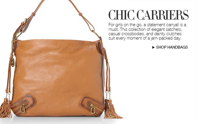 Chic Carriers 3 Women