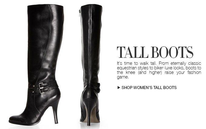 Tall Boots 3 Women