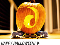 Happy Halloween from ASICS - Promo B