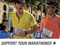 Support Your Marathoner - Promo C