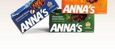 Anna's 4 Flavor Assortment - 240 Cookies