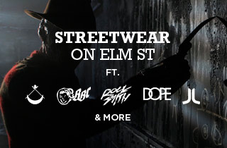Streetwear on Elm Street