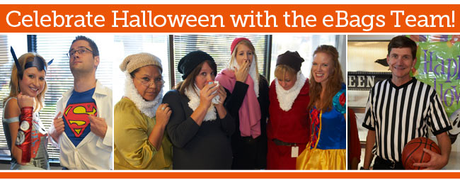 Celebrate Halloween with the eBags Team!