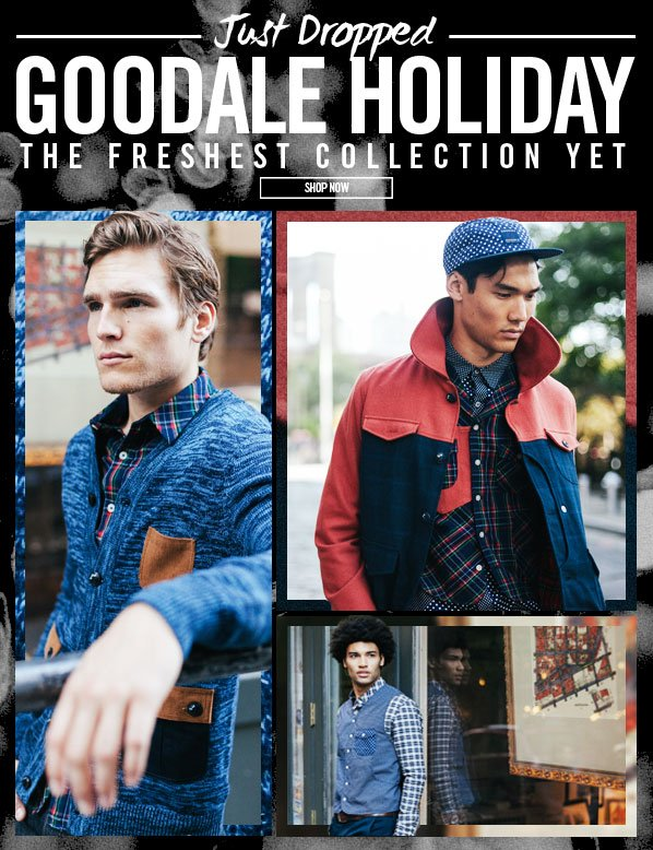 Shop Just Arrived: New Goodale Collection