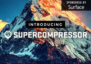 Shop New Site Launch: Supercompressor