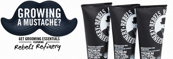 Shop Grooming Essentials: Rebels Refinery