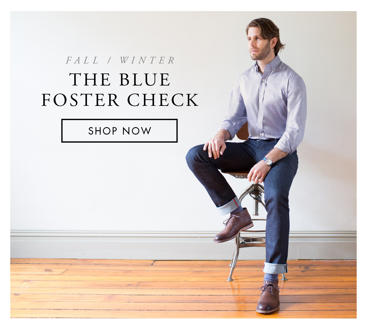 The Blue Foster Check
