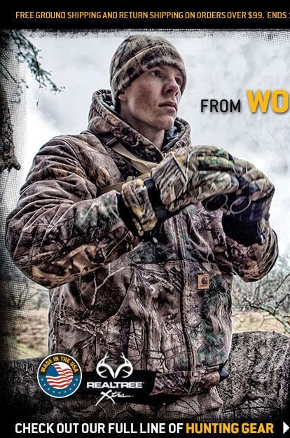 Click Here To View Our Full Line Of Hunting Gear