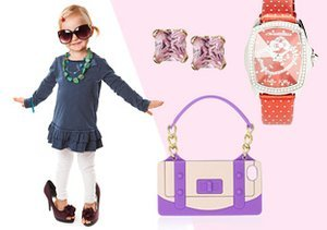 Just Like Mom: Girls' Accessories