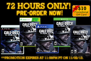 72 hour only! pre-order now!