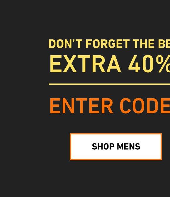 Shop Men's Extra 40% Off Sale. Enter Code: GLASSOFF