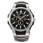 Orient EZ05002B Men's Championship Automatic Black Dial Watch