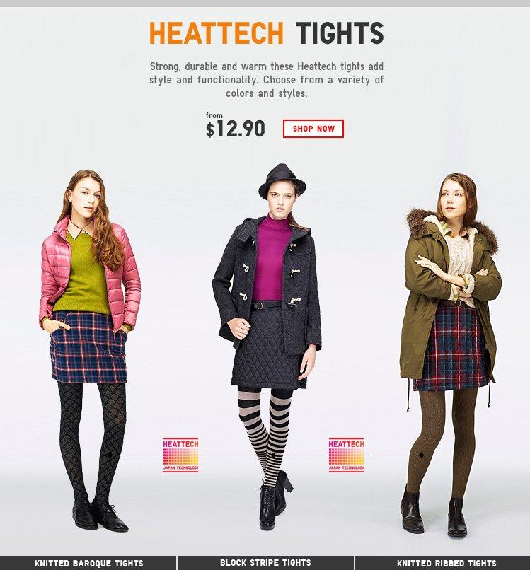 HEATTECH TIGHTS