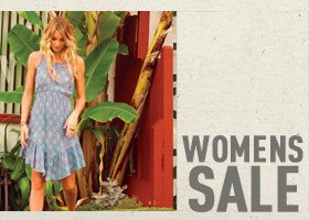 Shop Women's Sale!