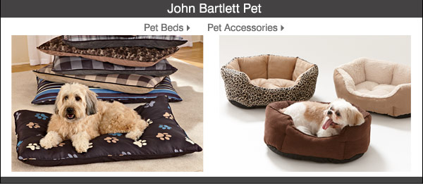 John Bartlett Pet Shop now
