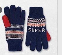 Fairisle Glove
