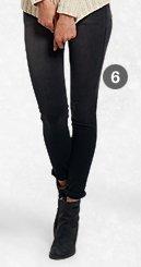 Superskinny Jeans Short