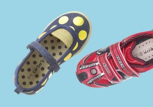 Small Steps: Kids' Walking Shoes